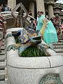 WLM14ES - Barcelona Salamandra y escalera 569 04 de julio de 2011 - .jpg