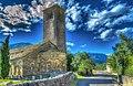 WLM14ES - Iglesia de Larrede - Ruta del Serrablo RI-51-0000634 - Gonzalo Castán.jpg