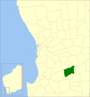 Shire of Wagin Local government area in Western Australia