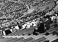Waldbühne lelátói az 1936. évi nyári olimpiai játékok alatt. Fortepan 16314.jpg