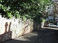 Wall on Sunbury Hill, Torquay - geograph.org.uk - 660878.jpg