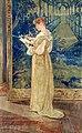 Walter Shirlaw-A Sonnet.jpg