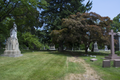 Walter W. Law Sr. and family graves 02.png
