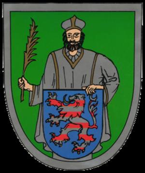 Bornich - Image: Wappen Bornich