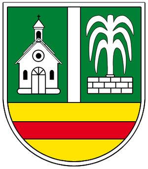 Lingerhahn - Image: Wappen Gemeinde de Lingerhahn (Hunsrueck)