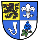 Wappen der Stadt Leimen