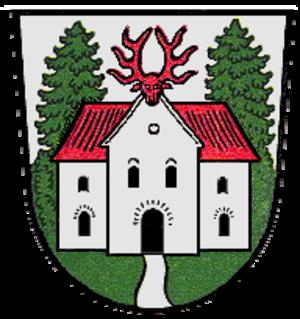 Waidhaus - Image: Wappen Waidhaus