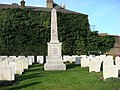 War Memorial at Paddington Cemetery - geograph.org.uk - 455683.jpg