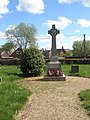 War memorial in the churchyard at St Mary's, Liss - geograph.org.uk - 1272688.jpg