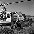 Warren Hamilton and pilot - helicopter flight to study Temple Cap formation for geology book; contact between Carmel limestone (ddaba033e09c4718933da6e37ea8d80b).jpg