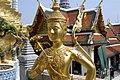 Wat Phra Kaew, Kinnara 2, Bangkok, Thailand.jpg