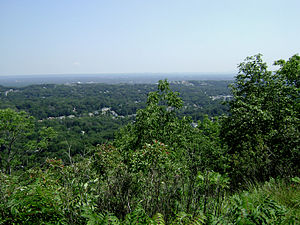 Goffle Hill - Image: Watchungs Goffle Hill West