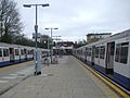 Watford station platform 2 look north.JPG