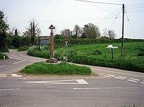 Wayside Cross, Tarrant Crawford - geograph.org.uk - 294918.jpg