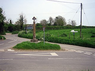 Tarrant Crawford village in United Kingdom