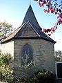 Werl, Hilbeck, Evangelische Kirche, Rückansicht.jpg