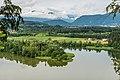 Wernberg Drauschleife Blick gegen Südwesten 14062018 5897.jpg