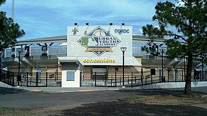 Wesley Barrow Stadium - Wesley Barrow Stadium (New Orleans)