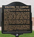West Central School of Agriculture and Experiment Station Historic District marker.jpg