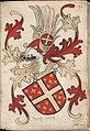 Westerborch - Westerburg - Wapenboek Nassau-Vianden - KB 1900 A 016, folium 31r.jpg