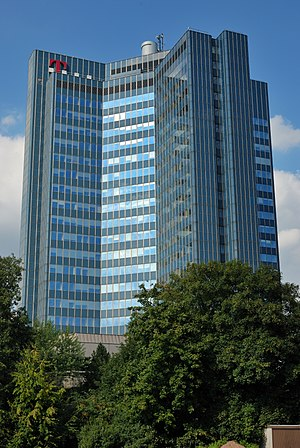 T-Mobile - Telekom Tower Dortmund in Dortmund, Germany
