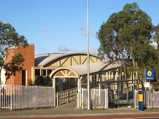 Westmead railway station railway station in Sydney, New South Wales, Australia