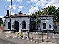Weybridge station old building.JPG