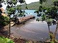 Wharf at Praia Sao João de Angolares (21047452755).jpg