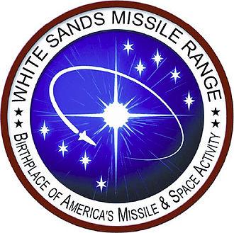 White Sands Missile Range - Image: White Sands Missile Range logo