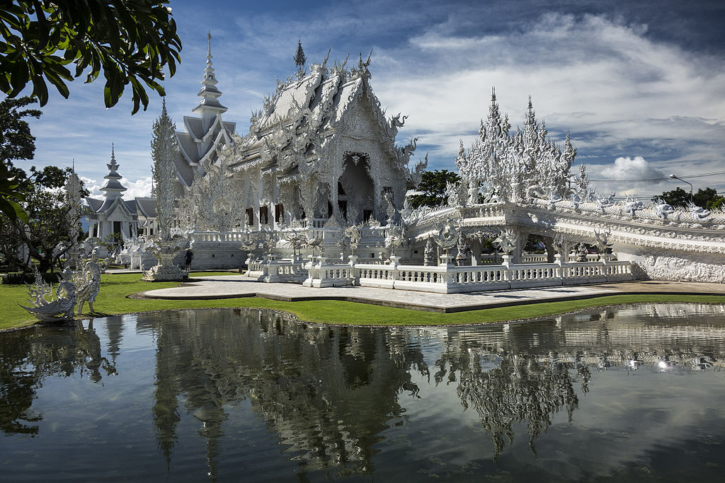 White Temple - Wat Rong Kuhn