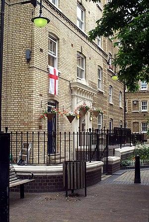 Whitecross Street - Whitecross Street Estate