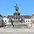 Wien - Denkmal Kaiser Franz I. (2).JPG