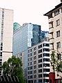 Wiev on companies buildings from Prosta Street, Warsaw - panoramio.jpg