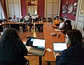 Wiki Droits Humaines - Meeting with Wikipedians in Geneva 27.02.2020 - 2.jpg