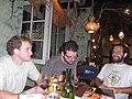 Wikimania 2010 - Lusophone dinner (IV).jpg