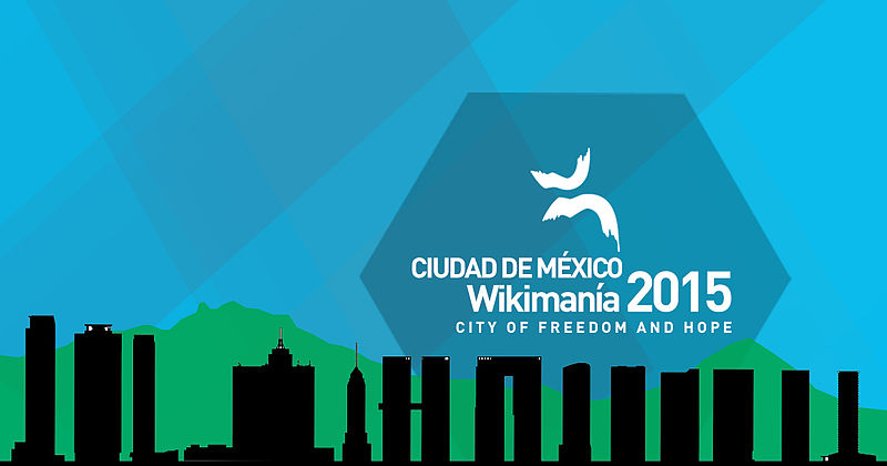 Wikimania 2015 Mexico City identity 2.jpg
