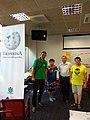 Wikimedia Strategy session in Toila (July 2019) 13.jpg