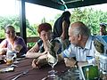 Wikipedian meetup, Esztergom 05.JPG