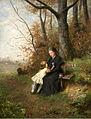 Wilhelm Hasselbach - Mutter und Kind.jpg
