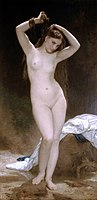William-Adolphe Bouguereau (1825-1905) - Bather (1870).jpg