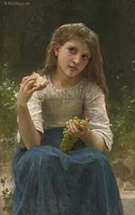 William-Adolphe Bouguereau (1825-1905) - LE GOÛTER (1901).jpg