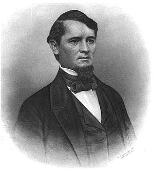 Tennessee's 6th congressional district - Image: William hawkins polk