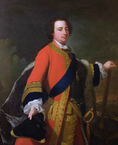 William Augustus, Duke of Cumberland