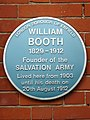 William Booth 1829-1912 Founder of the Salvation Army liived here.jpg
