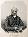 William Buckland. Lithograph by T. H. Maguire, 1849, after C Wellcome V0000862.jpg