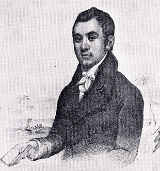 Robert Morrison (missionary) - William Milne arrived in 1813 to help with the work