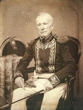 "Irish Argentine - Irish-born Admiral William Brown, commonly known as the ""father of the Argentine Navy"", is regarded as one of Argentina's national heroes."
