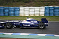 WilliamsF1 Nico Hulkenberg 2010 Jerez test 2.jpg