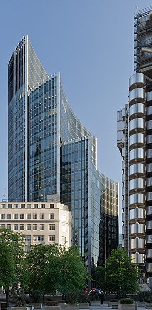 Willis Group - The Willis Building in London