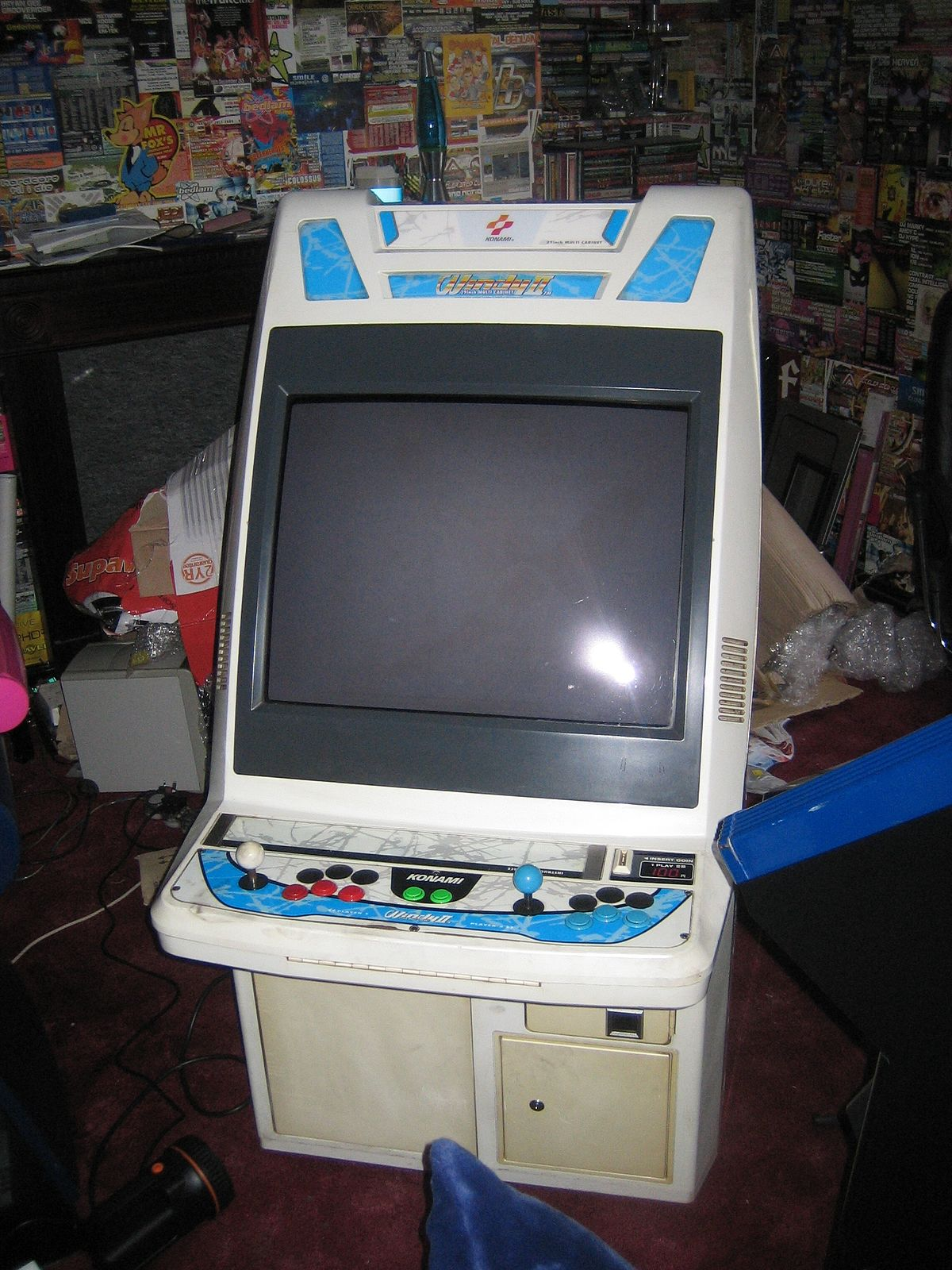 List Of Japanese Arcade Cabinets Wikipedia